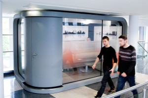 Create Collaboration Spaces Inside or Outside Your Building With OfficePOD
