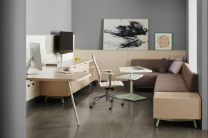 2015 NEOCON Best of Competition | WorkStyles by Tuohy Furniture Corporation