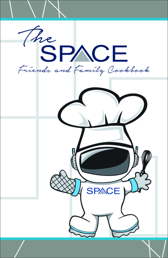 SPACE Publishes Cookbook to Benefit Random Acts of Kindness Program