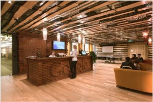 55 Inspirational Office Receptions, Lobbies and Entryways from Office Snapshots