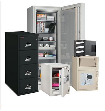 Should I Put a Fireproof  File, Cabinet or Safe in My Office?