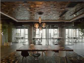 Coolest Office Interior Project We've Seen This Year