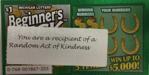 SPACE Random Acts of Kindness Committee Creates Kindness Tool Kit