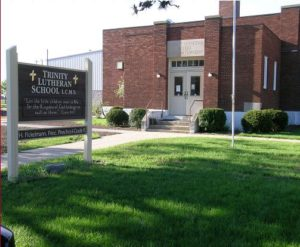 Trinity Lutheran Children's Library Community Service Project
