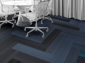 Say Yes to Carpet Tiles.  Just YES!