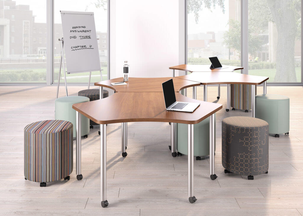 National Office Furniture Introduces Kozmic And Maneuver