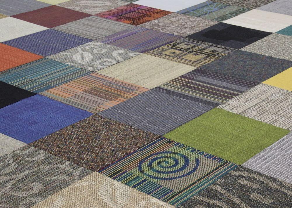 Durability Carpet Tiles Are Very Durable There Is A Reason Have Been Around Since The 50 S